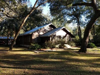 Fort McCoy Single Family Home For Sale: 24525 NE 129 Terrace