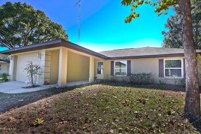 Citrus County Single Family Home For Sale: 603 Oak Street