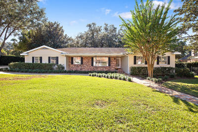 Ocala Single Family Home For Sale: 820 SE 5th Street