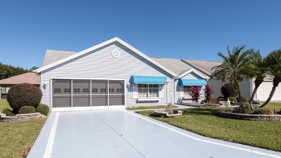 The Villages FL Single Family Home For Sale: $239,900