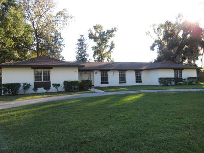 Ocala Single Family Home For Sale: 2024 SE 16th Lane