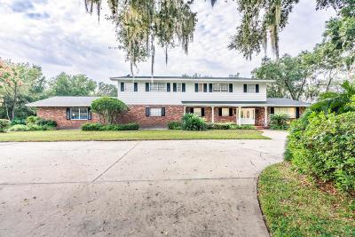 Single Family Home For Sale: 495 Minshew Road