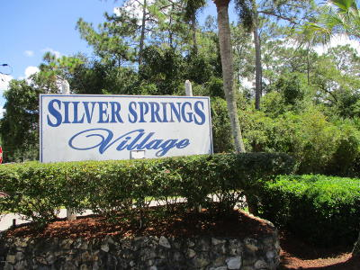 Silver Springs Single Family Home For Sale: 1885 SE 175th Terrace