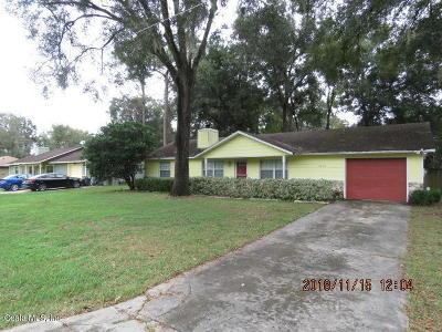 Ocala Single Family Home For Sale: 4025 NE 29th Court