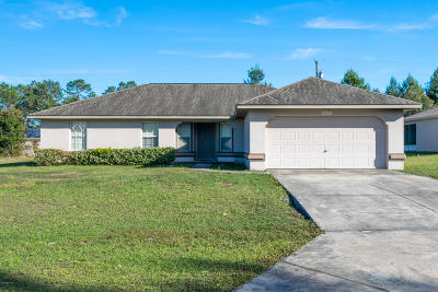 Marion Oaks North, Marion Oaks South, Marion Oaks Rnc Single Family Home For Sale: 12971 SW 35th Court