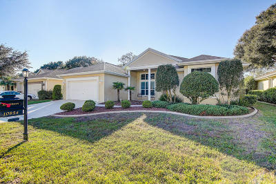 Ocala Single Family Home For Sale: 10854 SW 71st Circle
