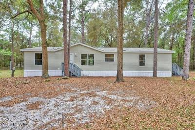 Ocala Mobile/Manufactured For Sale: 1350 NW 114th Court