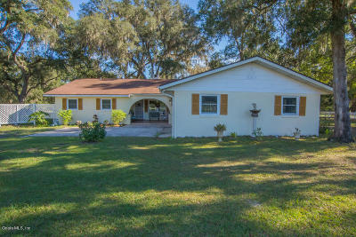Citra Farm For Sale: 18497 NW 24th Avenue