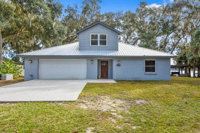 Single Family Home For Sale: 14360 NE 209th Terrace Road