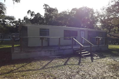 Citra Mobile/Manufactured For Sale: 16840 NE 41st Court