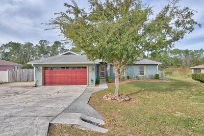 Ocala Waterway Single Family Home For Sale: 10686 SW 47th Avenue