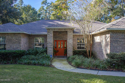 Ocala Single Family Home For Sale: 821 SE 36th Lane
