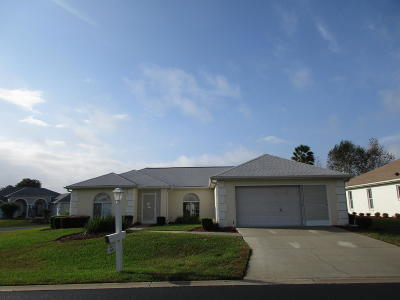 Ocala Palms Single Family Home For Sale: 5060 NW 25th Loop