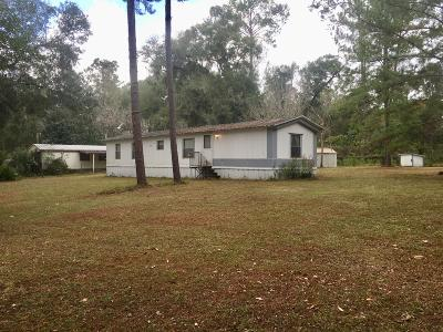 Ocala Mobile/Manufactured For Sale: 13815 SW 4th Place