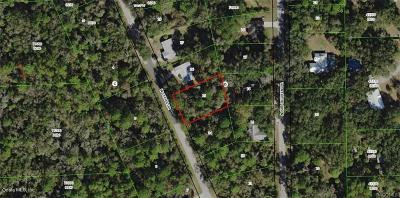 Citrus County Residential Lots & Land For Sale: 11117 W Cedar Lake Drive