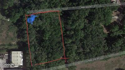 Ocala Residential Lots & Land For Sale: 4350 NW 2 Street
