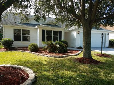 The Villages Single Family Home For Sale: 2744 Plainridge Loop