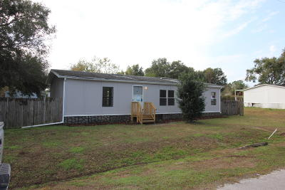 Summerfield Mobile/Manufactured For Sale: 4890 SE 148th Place