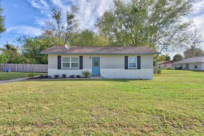 Ocala Single Family Home For Sale: 6881 NW 14th Avenue