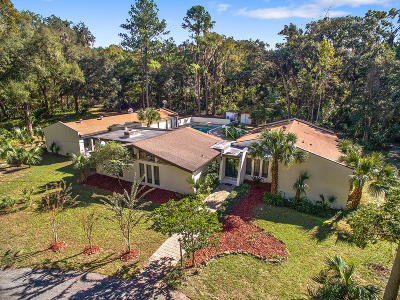 Ocala Single Family Home For Sale: 310 SW 35th Street