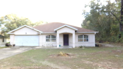 Single Family Home For Auction: 24 Bahia Pass Trak