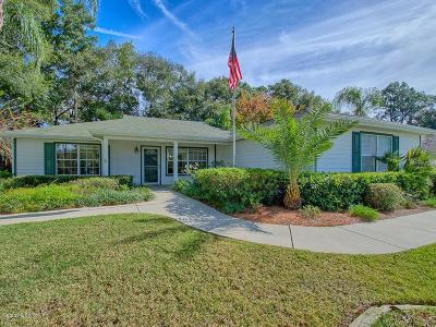 Summerfield Single Family Home For Sale: 15999 SE 89th Terrace