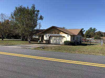 Ocala Single Family Home For Sale: 12 Pecan Run Trak