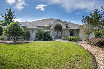 Citrus County Single Family Home For Sale: 4338 N Pony Drive