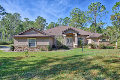 Silver Springs Single Family Home For Sale: 1740 NE 125 Terr Road