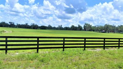 Ocala Residential Lots & Land For Sale: NW 160 Ave Road