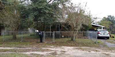 Belleview FL Single Family Home For Sale: $59,900