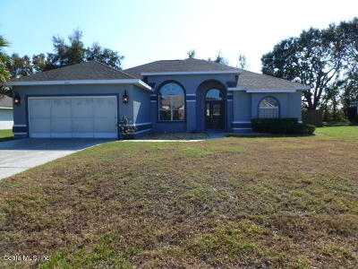 Majestic Oaks Single Family Home For Sale: 5830 SW 89th Place