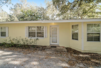 Belleview Single Family Home Pending: 9966 SE 110th Street Road