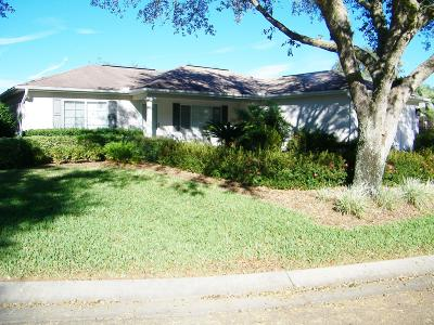 Dunnellon Single Family Home For Sale: 14197 SW 115th Circle