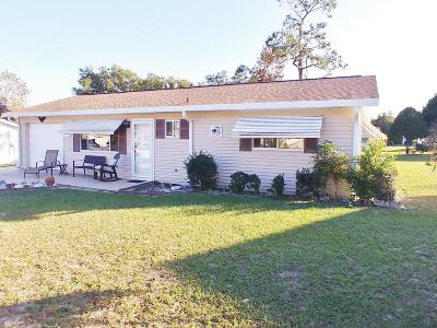 Marion County Single Family Home For Sale: 8230 SW 105th Place