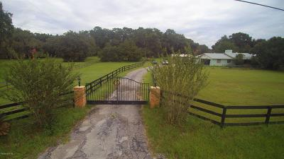 Ocala Farm For Sale: 16 Meadow Wood Drive