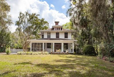Ocala Single Family Home For Sale: 804 SE 8th Street