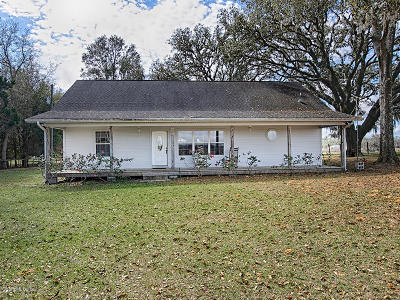 Dunnellon Single Family Home For Sale: 20510 SW 36th Street