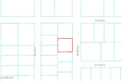 Belleview Residential Lots & Land For Sale: SE 36 Ave Avenue