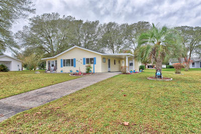 Spruce Creek Single Family Home For Sale: 10890 SW 63rd Avenue