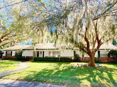 Ocala Single Family Home For Sale: 2150 NE 8th Street