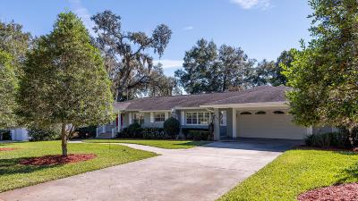 Ocala Single Family Home For Sale: 1242 SE 15th Street