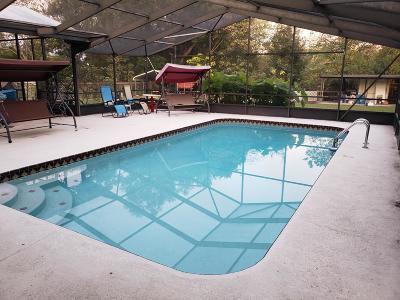 Ocala Single Family Home For Sale: 1617 NE 19th Avenue