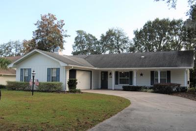 Citrus County Single Family Home For Sale: 4170 S Oakhurst Drive