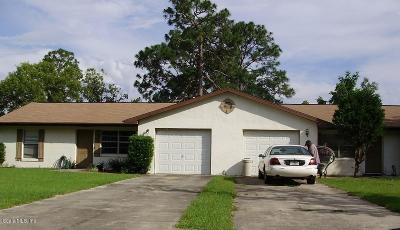 Marion County Rental For Rent: 8400 SW 101st Place Road #A