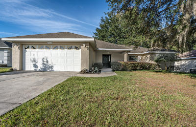 Lake County, Marion County Single Family Home For Sale: 9569 SW 53rd Circle