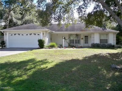 Summerfield Single Family Home For Sale: 8850 SE 156th Street