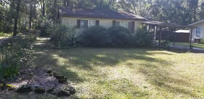Ocala Single Family Home For Sale: 5464 NW 65 Place