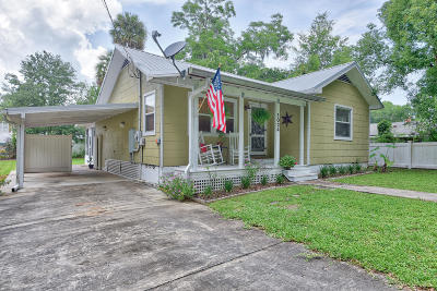 Ocala Single Family Home For Sale: 1024 SE Alvarez Avenue