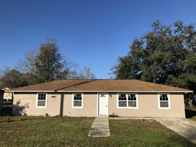 Ocala Single Family Home For Sale: 610 NW 56th Avenue